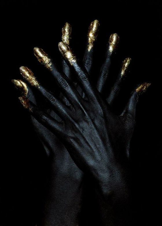 mamas hands